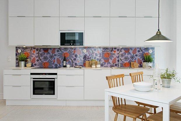 Фотография: Кухня и столовая в стиле Современный, Скандинавский, Дизайн интерьера, Советы – фото на InMyRoom.ru