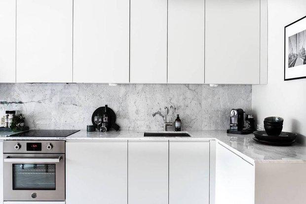 Фотография: Кухня и столовая в стиле Современный, Советы, Yucubedesign, Юлия Ермакова – фото на INMYROOM