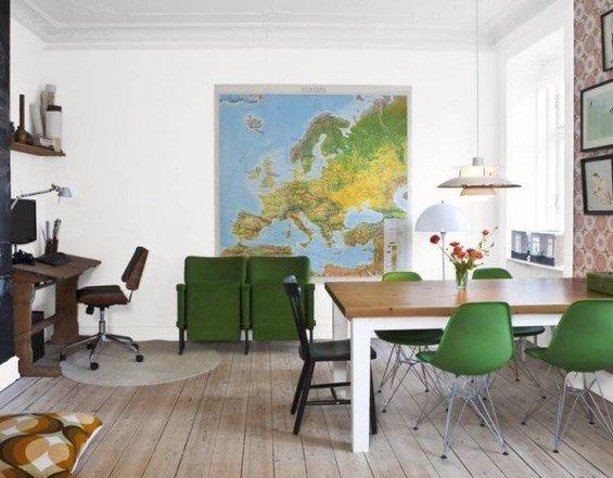 Фотография: Кабинет в стиле Прованс и Кантри, Декор интерьера, DIY, Дом – фото на INMYROOM