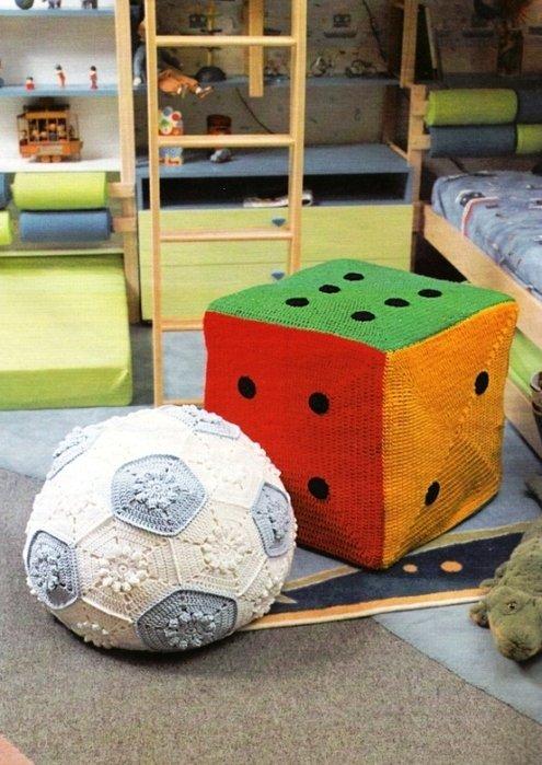 Фотография: Детская в стиле , Декор интерьера, Мебель и свет – фото на InMyRoom.ru