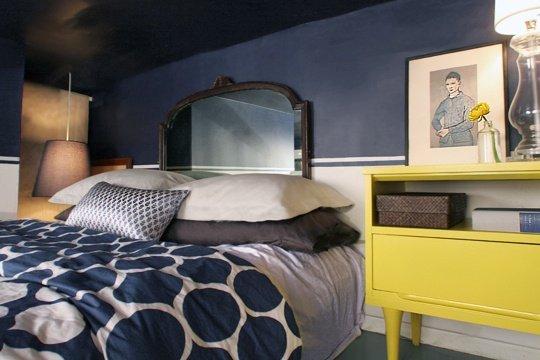 Фотография: Спальня в стиле Современный, Эклектика, Восточный, Декор интерьера, Цвет в интерьере, Индустрия, Новости, Маркет, Черный, Красный, Зеленый, Желтый – фото на INMYROOM