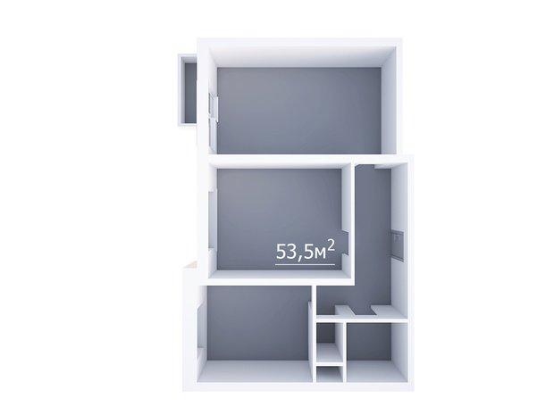 Фотография: Планировки в стиле , Квартира, Дома и квартиры, П-3 – фото на INMYROOM