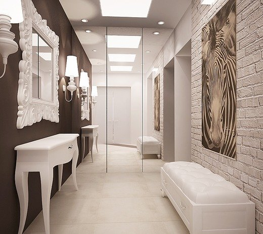 Фотография: Прихожая в стиле Прованс и Кантри, Декор интерьера, Мебель и свет – фото на INMYROOM