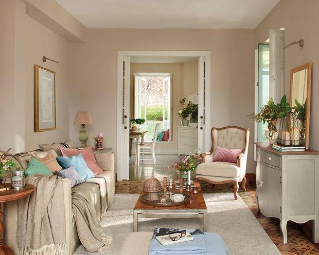 Фотография: Гостиная в стиле Прованс и Кантри, Декор интерьера, Дом и дача – фото на INMYROOM