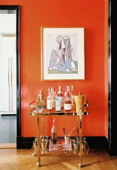 Фотография: Декор в стиле Современный, Эклектика, Декор интерьера, Декор дома, Цвет в интерьере – фото на INMYROOM