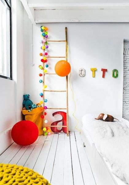 Фотография: Детская в стиле Скандинавский, Декор интерьера, Дом, Хранение, Декор, Декор дома – фото на INMYROOM