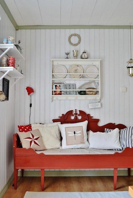 Фотография: Мебель и свет в стиле Прованс и Кантри, Лофт, Эклектика, Декор интерьера, Швеция, Декор дома, Советы, Шебби-шик – фото на INMYROOM