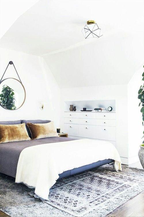 Фотография: Спальня в стиле Скандинавский, Классический, Лофт, Эклектика, Декор интерьера, Аксессуары, Минимализм – фото на INMYROOM