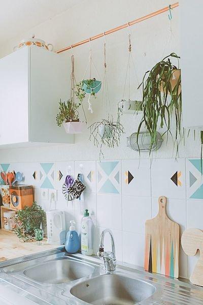 Фотография: Кухня и столовая в стиле Прованс и Кантри, Восточный, Декор интерьера, Декор дома, Плетеная мебель – фото на INMYROOM