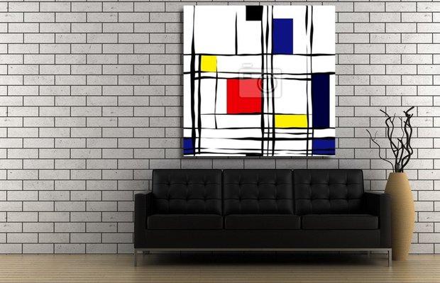 Фотография: Декор в стиле Современный, Декор интерьера, Декор дома, Картины, Поп-арт – фото на INMYROOM