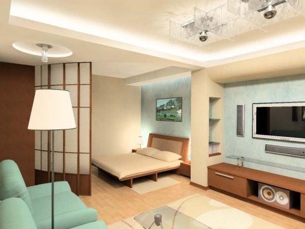 Фотография: Ванная в стиле Современный, Декор интерьера, Малогабаритная квартира, Квартира, Студия, Планировки, Мебель и свет – фото на INMYROOM