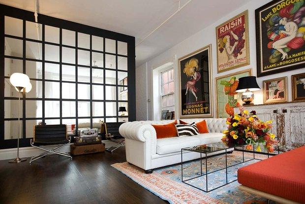 Фотография: Гостиная в стиле Классический, Современный, Эклектика, Декор интерьера, Декор дома – фото на INMYROOM