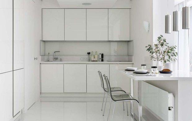 Фотография: Кухня и столовая в стиле Современный, Минимализм, Гид – фото на INMYROOM