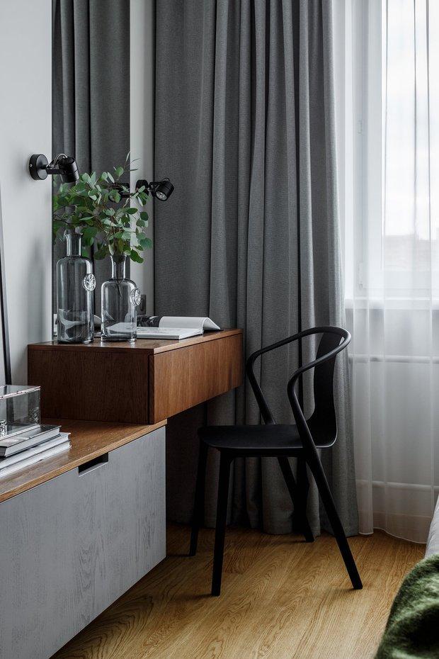 Фотография: Спальня в стиле Современный, Декор интерьера, JUNG – фото на INMYROOM