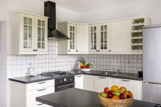 Фотография:  в стиле , кухня – фото на INMYROOM
