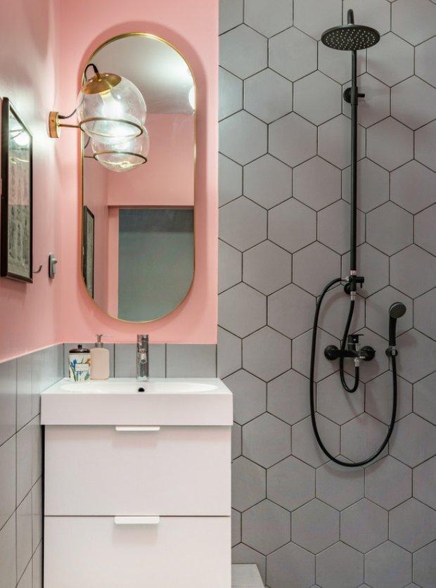 Фотография:  в стиле , Ванная, Советы, Гид, отделка стен в ванной, интересная плитка в ванной, плитка в ванной – фото на INMYROOM