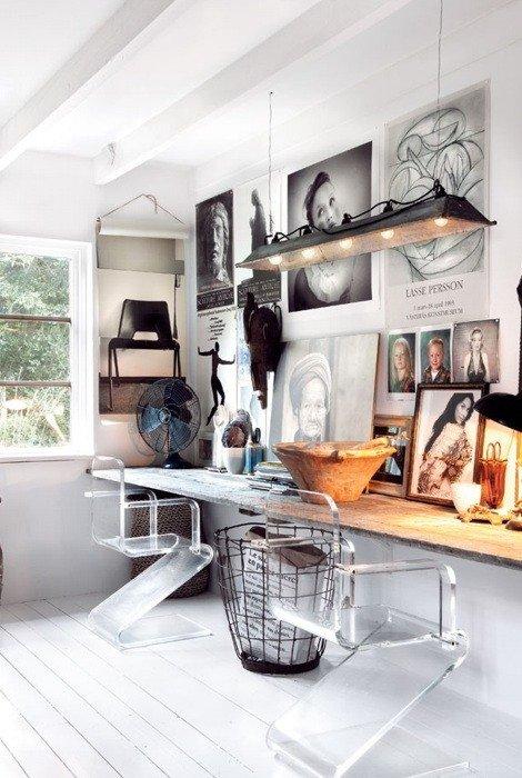 Фотография: Декор в стиле Лофт, Классический, Эклектика, Декор интерьера, Аксессуары – фото на InMyRoom.ru