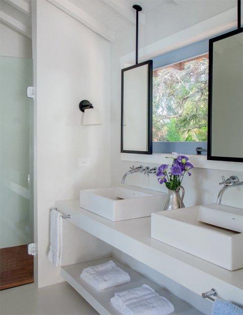 Фотография: Ванная в стиле Современный, Дом, Дома и квартиры, Эко – фото на INMYROOM