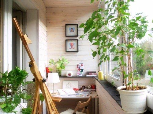 Фотография: Балкон, Терраса в стиле Прованс и Кантри, Современный, Кабинет, Стиль жизни, Советы – фото на INMYROOM
