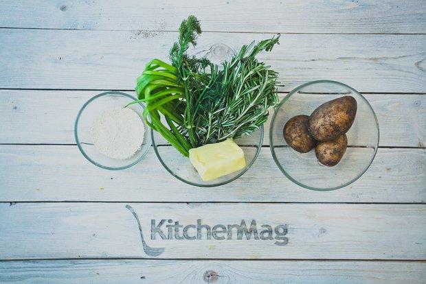 Фотография:  в стиле , Обед, Ужин, Основное блюдо, Выпекание, Картофель, Кулинарные рецепты, 1 час, Готовит KitchenMag, Европейская кухня, Гарнир, Вкусные рецепты, Простые рецепты, Домашние рецепты, Пошаговые рецепты, Новые рецепты, Рецепты с фото, Как приготовить вкусно?, Просто – фото на INMYROOM