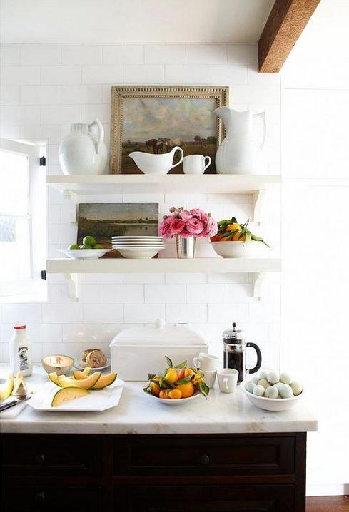 Фотография: Кухня и столовая в стиле Прованс и Кантри, Стиль жизни, Советы – фото на InMyRoom.ru
