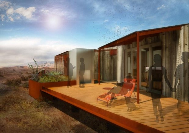 Фотография: Архитектура в стиле Современный, Дом, Дома и квартиры, Архитектурные объекты – фото на INMYROOM