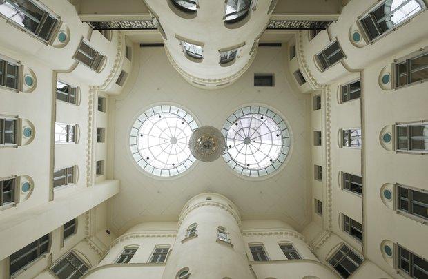 Фотография:  в стиле Современный, Дом, Дома и квартиры, Отель, Проект недели – фото на INMYROOM