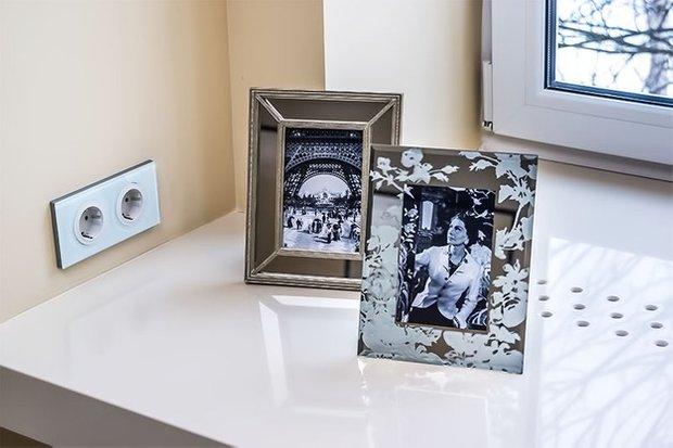 Фотография: Спальня в стиле Скандинавский, Современный, Кабинет, Интерьер комнат – фото на INMYROOM