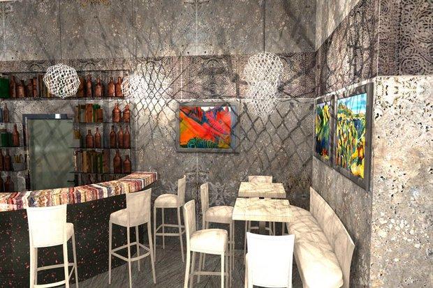 Фотография:  в стиле Современный, Дома и квартиры, Городские места, Международная Школа Дизайна – фото на INMYROOM