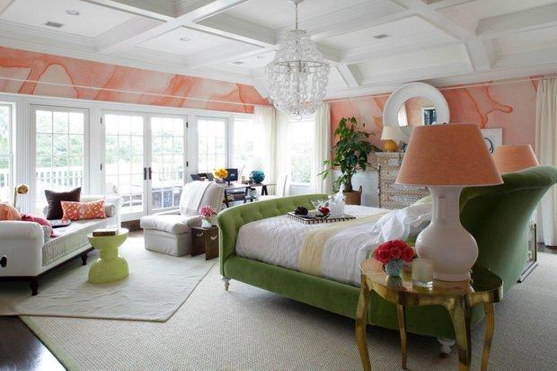 Фотография: Спальня в стиле Эклектика, Декор интерьера, Декор дома, Стена – фото на INMYROOM