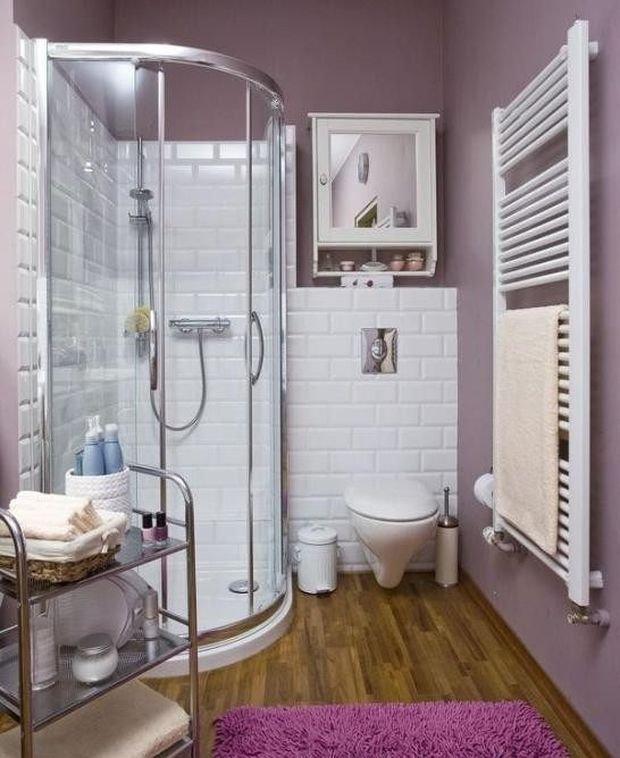 Фотография: Ванная в стиле Лофт, Декор интерьера, Квартира, Дом, Планировки, Советы, Перепланировка – фото на INMYROOM