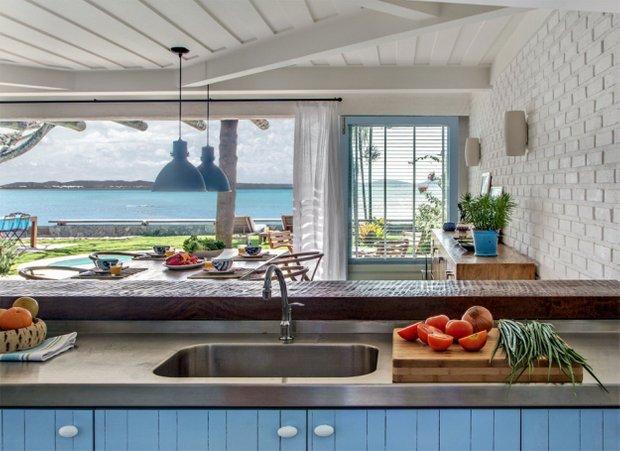 Фотография: Кухня и столовая в стиле Прованс и Кантри, Дом, Дома и квартиры, Эко – фото на INMYROOM