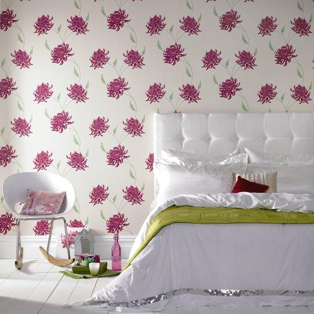 Фотография: Спальня в стиле Скандинавский, Классический, Декор интерьера, Интерьер комнат, Цвет в интерьере, Белый, Черный, Серый – фото на INMYROOM