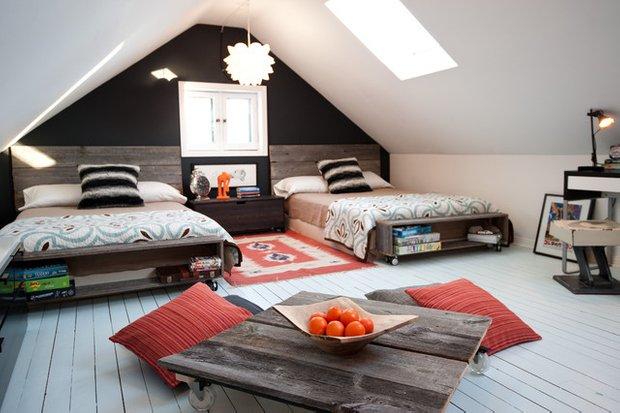 Фотография: Спальня в стиле Восточный, Детская, Интерьер комнат, Советы – фото на INMYROOM