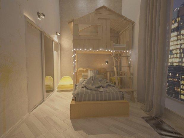 Фотография: Мебель и свет в стиле Лофт, Детская, Советы, Гид, как оформить детскую – фото на INMYROOM