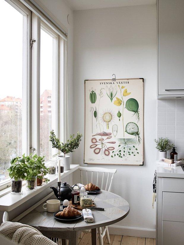 Фотография: Кухня и столовая в стиле Скандинавский, Советы, Finish – фото на INMYROOM