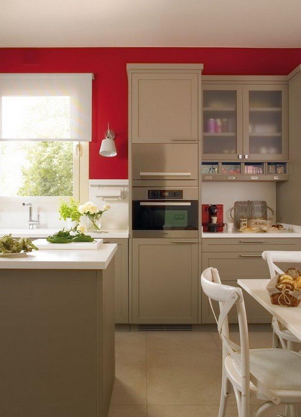 Фотография:  в стиле , интерьер кухни, кухня – фото на INMYROOM
