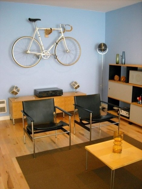 Фотография: Гостиная в стиле Лофт, Хранение, Стиль жизни, Советы – фото на INMYROOM