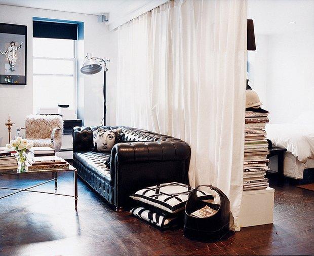 Фотография: Гостиная в стиле Лофт, Скандинавский, Современный,  – фото на INMYROOM