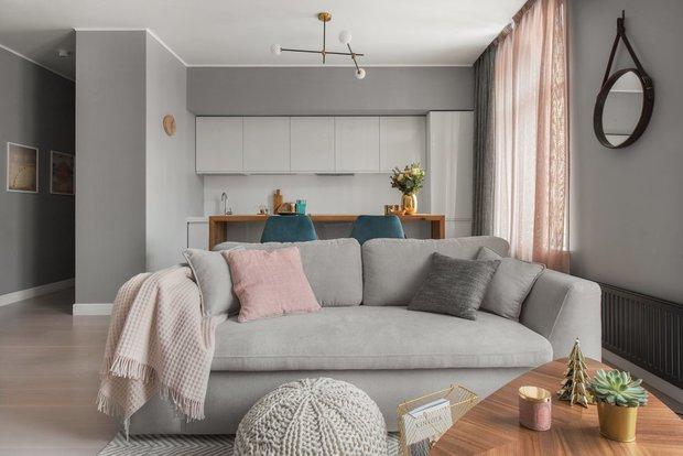Фотография: Кухня и столовая в стиле Современный, Советы, CoolaginDesign, Артем Кулагин, оформление стен, обои или краска – фото на INMYROOM