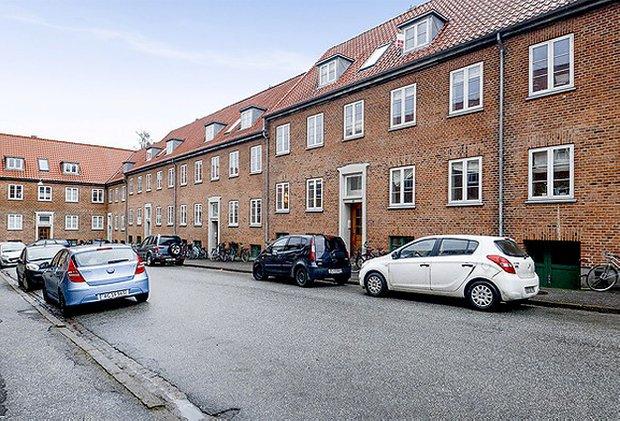 Фотография:  в стиле , Скандинавский, Малогабаритная квартира, Квартира, Швеция, Дома и квартиры – фото на INMYROOM