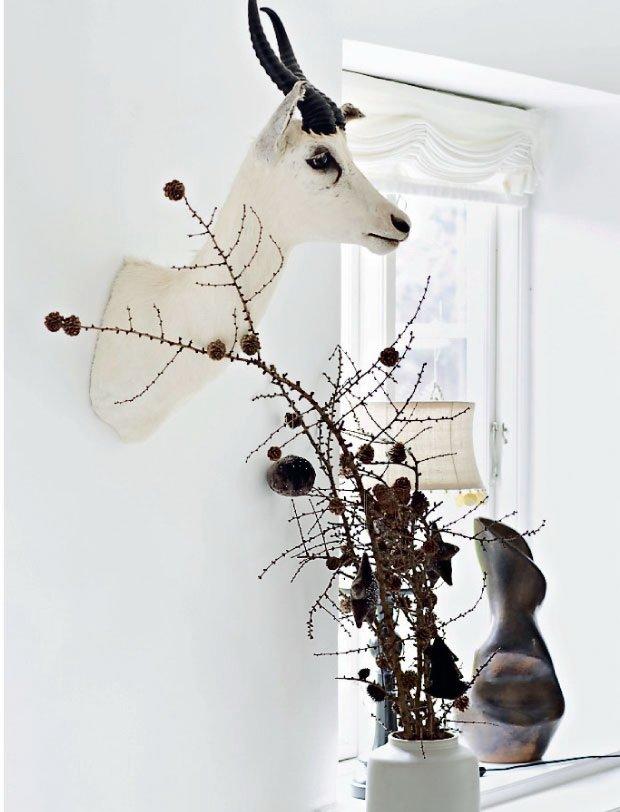 Фотография: Декор в стиле Скандинавский, Эклектика, Дом, Дома и квартиры – фото на INMYROOM