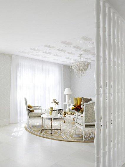 Фотография: Гостиная в стиле Классический, Скандинавский, Дом, Дома и квартиры – фото на INMYROOM