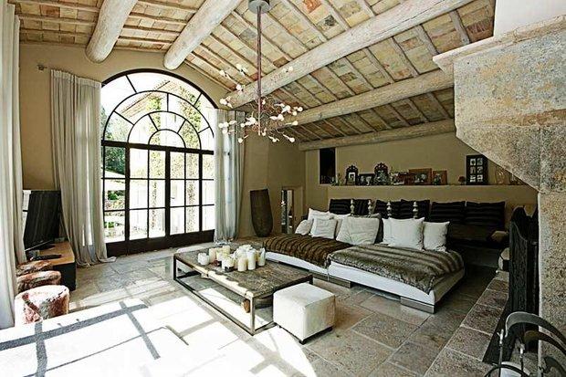 Фотография: Гостиная в стиле Современный, Декор интерьера, Дом, Дома и квартиры, Прованс – фото на INMYROOM