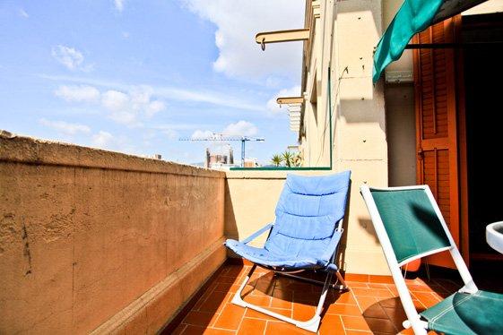 Фотография: Балкон, Терраса в стиле Прованс и Кантри, Современный, Квартира, Дома и квартиры, Барселона – фото на INMYROOM