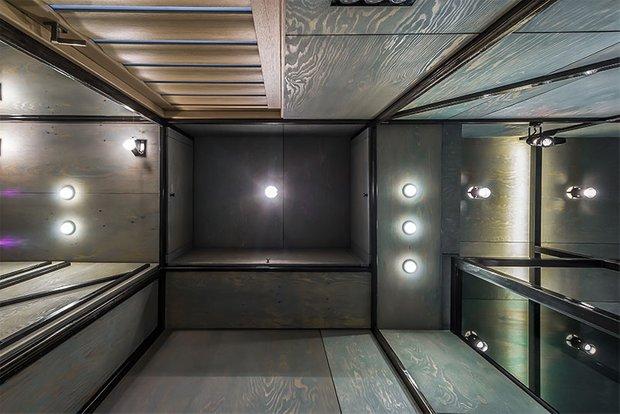Фотография: Мебель и свет в стиле Современный, Хай-тек, Интерьер комнат, Переделка, Индустриальный – фото на INMYROOM