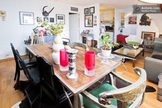 Фотография: Гостиная в стиле Современный, Декор интерьера, Малогабаритная квартира, Квартира, Дома и квартиры, Airbnb – фото на INMYROOM