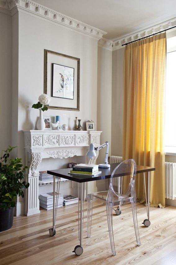 Фотография: Офис в стиле Классический, Скандинавский, Современный, Эклектика, Декор интерьера, Квартира, Дома и квартиры, IKEA – фото на INMYROOM