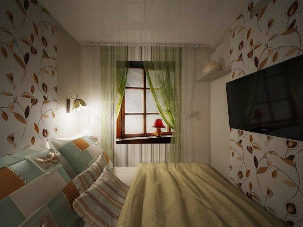 Фотография: Спальня в стиле Современный, Стиль жизни, Советы, Перепланировка, Переделка, Ремонт – фото на INMYROOM