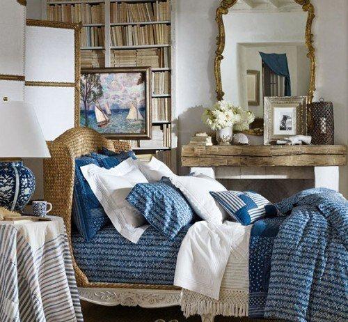 Фотография: Спальня в стиле Классический, Современный, Декор интерьера, Дом, Декор дома, Текстиль – фото на INMYROOM